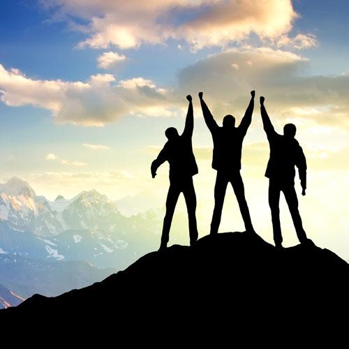 Teamentwicklung für Vereine, Unternehmen, Kirchen